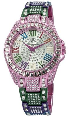 Burgmeister Womens BM160018 Bollywood Crazy Analog Watch >>> Be sure to check out this awesome product.