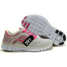 Zapatilla Coral Nike Wmns Free Run 2 Ext