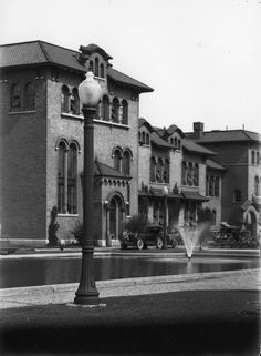 Aqueduc de Montréal (devenu usine de traitement Atwater - 3161, rue Joseph)