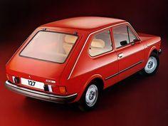 Fiat 127 just like mine!