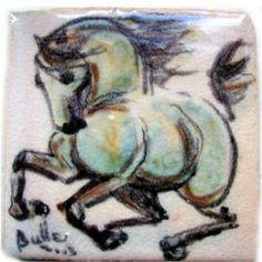 Lusitanian Horse Azulejos