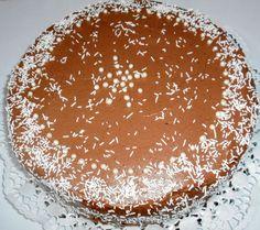 Fotorecept: Nepečená torta s parížskou šľahačkou