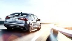 The 2017 #Kia Forte: A Touch of Europe