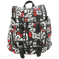 Disney Minnie Mouse Slouch Backpack | Hot Topic
