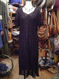 OLIVIA  BLACK COLOR DRESS