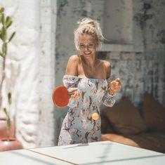 "WINONA AUSTRALIA on Instagram: ""you're never fully dressed without a smile #winonaaustralia"" Shoulder Dress, Smile, Summer Dresses, Collection, Instagram, Fashion, Moda, Summer Sundresses"