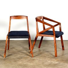 Jon Marks Chairs. Found by Fab: Rugged Furniture From India