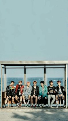 Wallpaper BTS [방탄소년단] | You Never Walk Alone