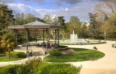 Grand rond - Toulouse