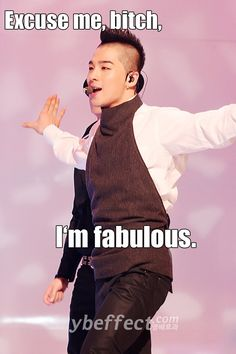 Taeyang is fabulous!!!!