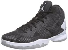 e04c0fc0b4f9 Fly 4 Black Black Wlf Grey Infrrd 23 Basketball Shoe 9 Men US