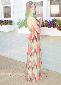 Judith March Maxi Dress