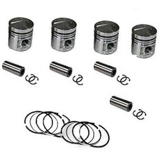 1 Set STD Piston With Ring for Mitsubishi Engine Fuso Canter Details:For Mitsubishi Fuso Canter Piston, Pin, Clip and Piston ring Engines For Sale, Piston Ring, New Holland, Caterpillar, Toyota, Engineering, Kit, Rings, Spare Parts