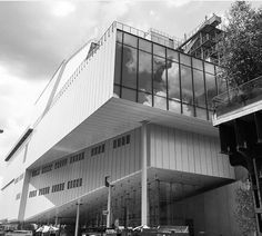 Renzo Piano the new Whitney Museum Layered Architecture, Renzo Piano, Whitney Museum, Multi Story Building, Louvre