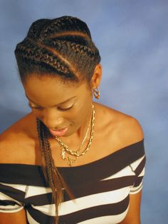 African Braid Hair styles. african braiding gallery | Online Appointment  get more pictures http://www.hairbraidingnetwork.com/photo