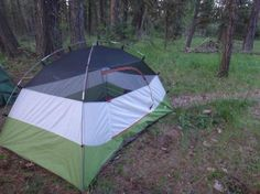 Affordable family tent review: Kelty Discovery 2-Person Tent