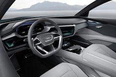 Audi E-Tron Concept IAA 2015