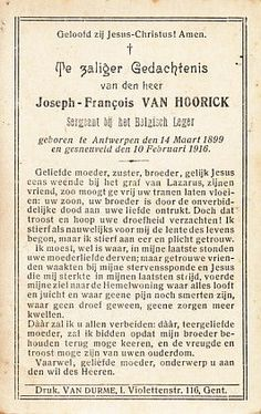 Joseph-Van-Hoorick-Antwerpen-1899-gesneuveld-1916
