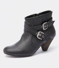 I Love Billy Addle Black at styletread.com.au