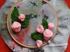 pano, canvas, crochet