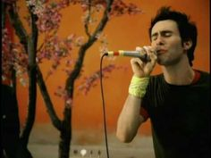 "Maroon 5 performing ""This Love,"" the second single from Songs About Jane"