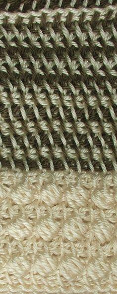 Tunisian Afghan Crochet Tutorial | Tunisian (Tricot/Afghan) Crochet Tutorial – Ebook ~ also available ...