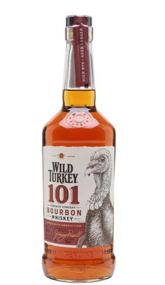 America's biggest-selling premium bourbon, the much-loved Wild Turkey 101 is a richly-flavoured concoction with a mellowness that belies its high strength. Bourbon Mixed Drinks, Wheated Bourbon, Bourbon Brands, Best Cheap Whiskey, Wild Turkey Bourbon, Small Batch Bourbon, Rye Whiskey, Whiskey Girl, Caraway Seeds