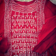 """""""From my private collection- #vintage #embroidered #shirt #Afghanistan"""""""