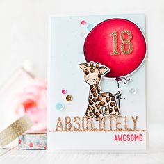 18 and awesome! - Scrapbook.com