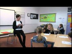 Nieuwsbegrip; coöperatieve werkvormen en activerende didaktiek Classroom Language, Spelling, Teaching, School, Youtube, Music, Musica, Musik, Muziek