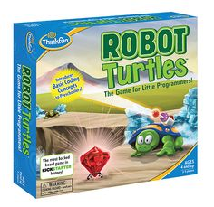 Robot Turtles The Board Game for Little Programmers