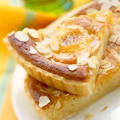 Tarte aux abricots amandine (approuvé)