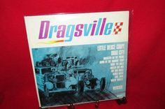 "1964 Vintage Vinyl LP Album ""Dragsville"" by The Woofers by trackerjax on Etsy"