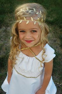 DIY- Greek Goddess Costume DIY Halloween Costume Easy, last minute Halloween Costume