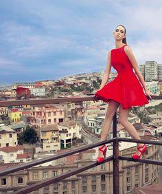 Moda en Chile - Revista J #santiagodechile #fashion #love #looks #like #summer #shopping #lima #girl @jockeyplaza