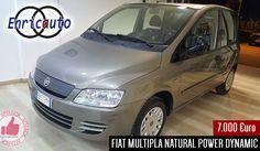 FIAT MULTIPLA NATURAL POWER DYNAMIC Da Enricauto http://affariok.blogspot.it/