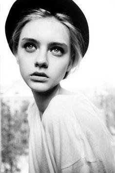 Nastya Kusakina, Russian Model.