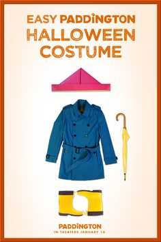 ad5b142752 Don t have a Halloween costume for this evening yet  Paddington s got you  covered