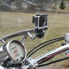 "URBAN Shortie GoPro Camera Mount for Windshield The ""Shortie"" Swivel-CAM is the ultimate stealth camera mount: It's secure and convenient and allows a huge rang"