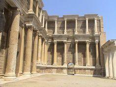 Sardes ancient city,Manisa Turkey