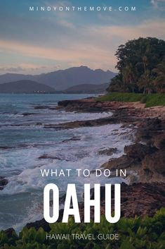 "The Hawaiian Island of Oahu is such a phenomenal vacation destination with endless possibilities. In fact, there is so much to do in Oahu that you can easily find yourself overwhelmed while planning your paradise getaway. Therefore, I have compiled a list of some of my favorite ""must-dos"" that I feel will greatly enhance your experience amid this gorgeous island.  #hawaiitravel #oahuhawaii #oahu #aloha #islandlife #adventuretravel #traveltips #travelguide #travelblogger #travelinspiration"