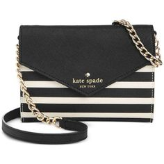 kate spade new york Fairmount Square Monday Crossbody (€110) ❤ liked on Polyvore featuring bags, handbags, shoulder bags, purses, bolsas, square purse, kate spade handbag, kate spade, handbags crossbody and man bag