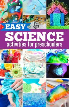 Science Activities For Toddlers, Kindergarten Science Activities, Science For Kids, Kindergarten Age, Preschool Classroom, Stem Activities, Classroom Ideas, Cool Science Experiments, Easy Science