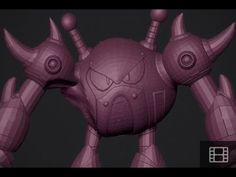 ZBrush Tip – Smart Symmetry in ZBrush – CG BEER #zbrush #3d #tutorials #models