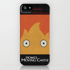 "Calcifer from ""Howl's Moving Castle"""