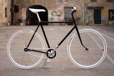 Bicicletta Singlespeed by Biascagne Cicli