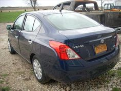 2012 Nissan Versa with great parts ready to get your car in tip top shape