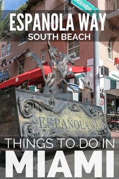 The ultimate guide to things to do in Miami Beach. 7 unmissable places to visit in South Beach Miami including a tour of the South Beach Art Deco district. South Beach Miami, Destin Beach, Beach Trip, Beach Travel, Miami Florida, South Florida, Usa Travel Guide, Travel Usa, Travel Tips