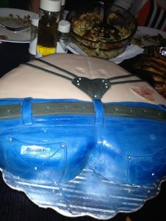 What about this cake for a birthday !!
