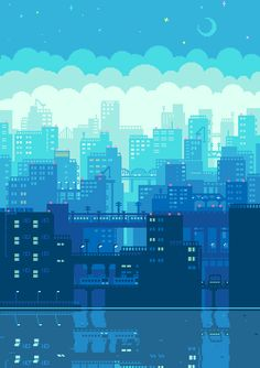 9 | 10 Charming 8-Bit GIFs Depicting Every Day Life In Japan | Co.Design | business + design